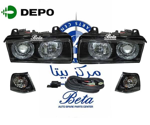 and spare facelift kits taiwan headlight set uae angle bmw eyes product sharjah category dubai parts depo door dealer