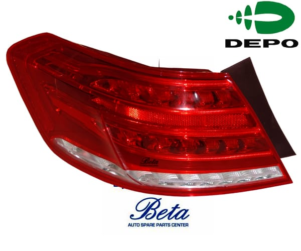 W212 Tail Lamp With Led Left Side 2129060703 From Depo