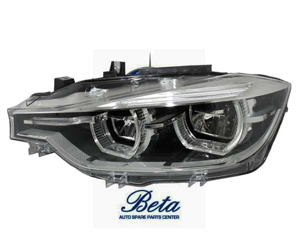 F30 Lci Headlight Led Left Side 63117419633 From Hella