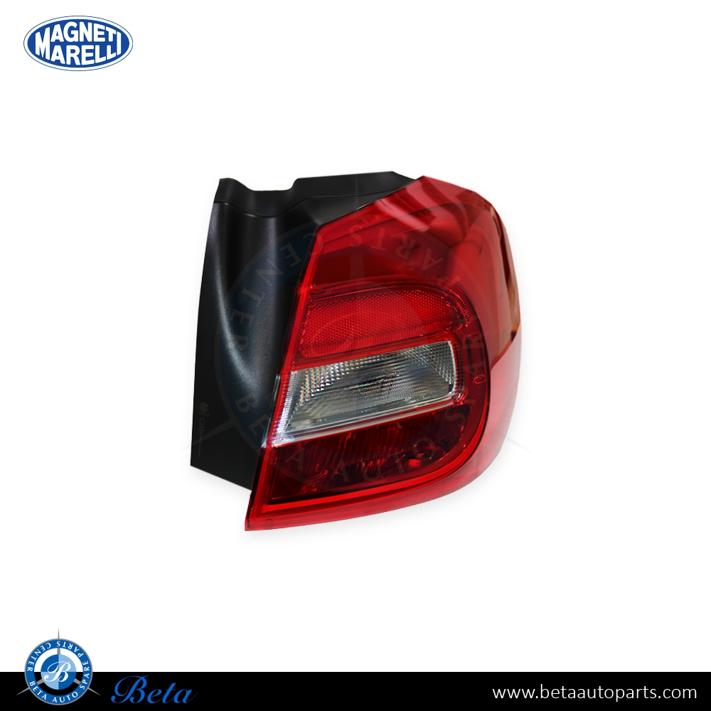 Mercedes GLA-Class X156 (2013-up), Tail Lamp LED (Right), Magneti Marelli, 1569060858