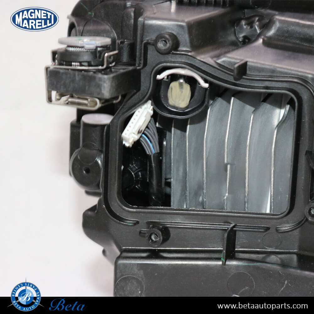 Audi Q5 (2017-up), Headlamp LED (Left Side), Magneti Marelli, 80A941773