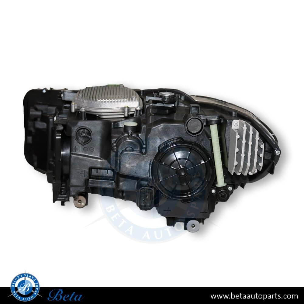 BMW 5 Series G30 (2017-up), Headlamp LED Upgrade to Adaptive LED Look (Set), China, 63117214951 / 63117214952