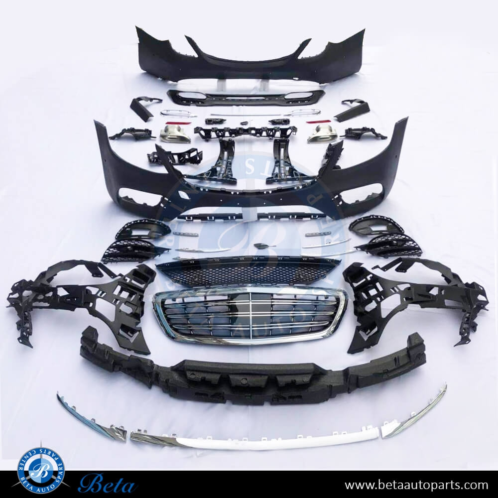 Mercedes Benz Spare Parts in Dubai & Sharjah | Mercedes Body