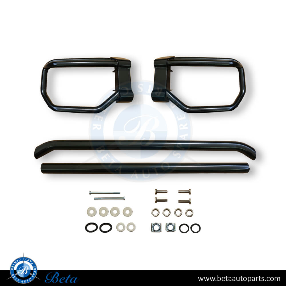 Mercedes G-Class W463 (1992-2017), Bull Bar Upgrade to 2018 Look (Black), China, 4638807801