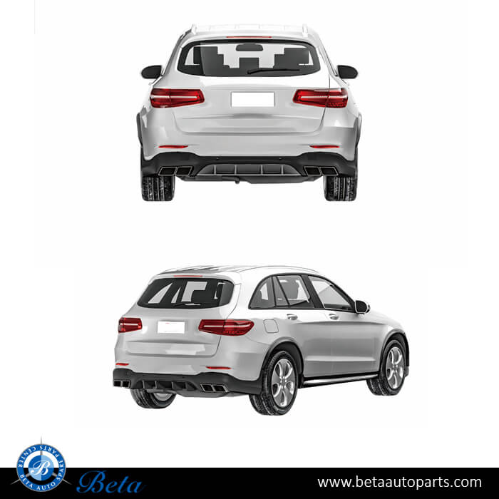 Mercedes GLC-Class W253 (2016-2019), Body Kit AMG GLC63, Taiwan