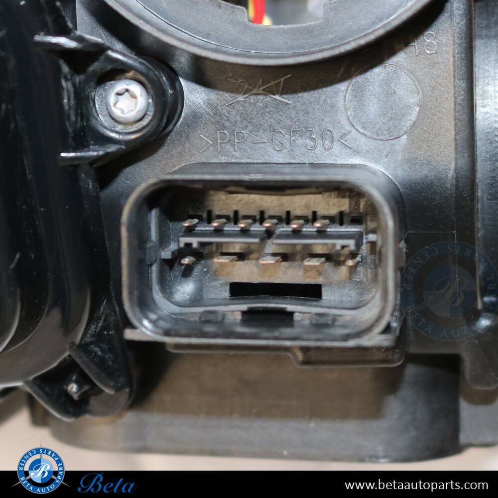 BMW 3 Series E90 (2009-2011), Headlamp Bixenon (Right), China, 63117240248