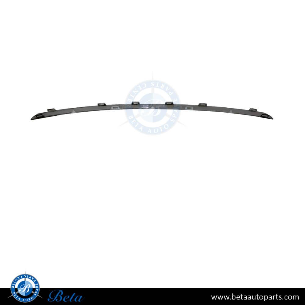 51117396833 BMW F30 LCI Front Bumper Chrome Moulding
