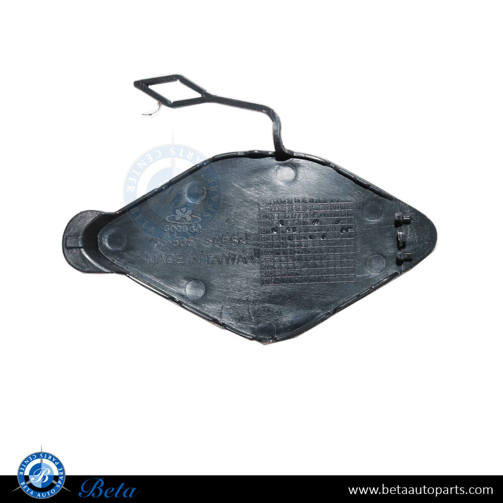 51117396837 BMW 3 Series F30 LCI Front Bumper Tow Cover