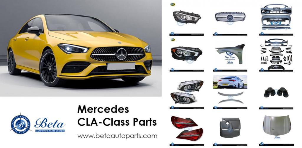 Mercedes CLA Class Parts