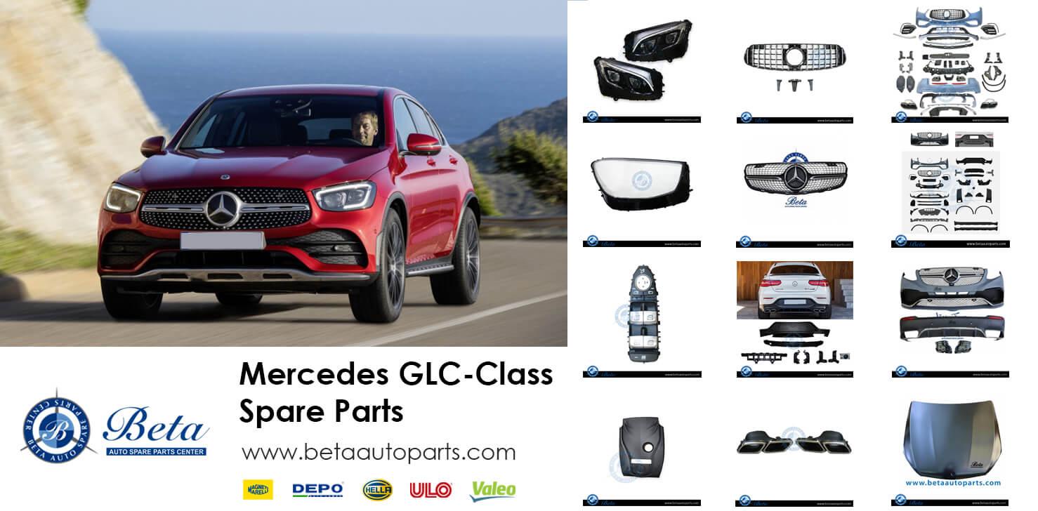 Mercedes GLC Spare Parts
