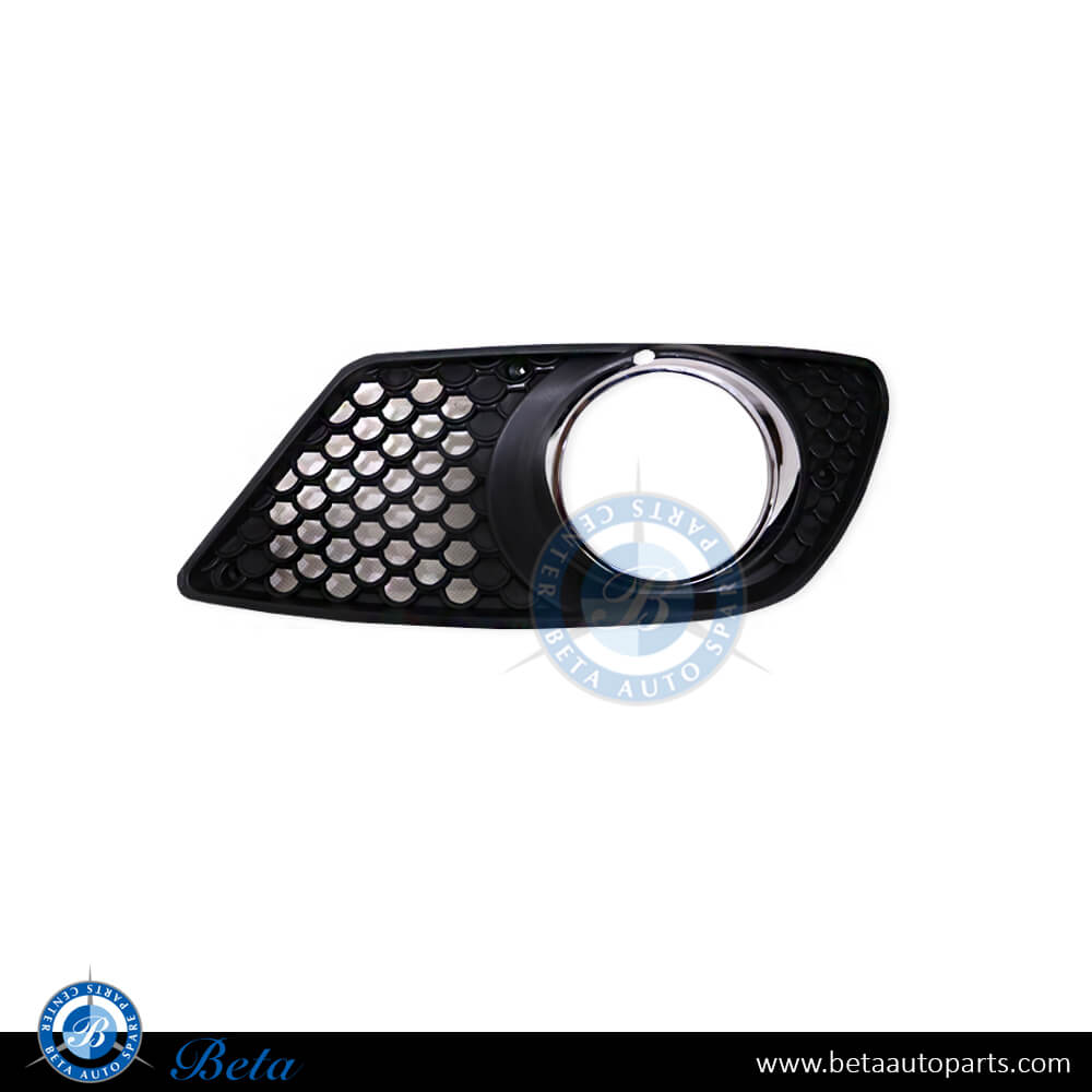 Mercedes C-Class W204 (2008-2010), Fog lamp cover Avantgarde and Normal AMG (Right), Taiwan, 2048850353