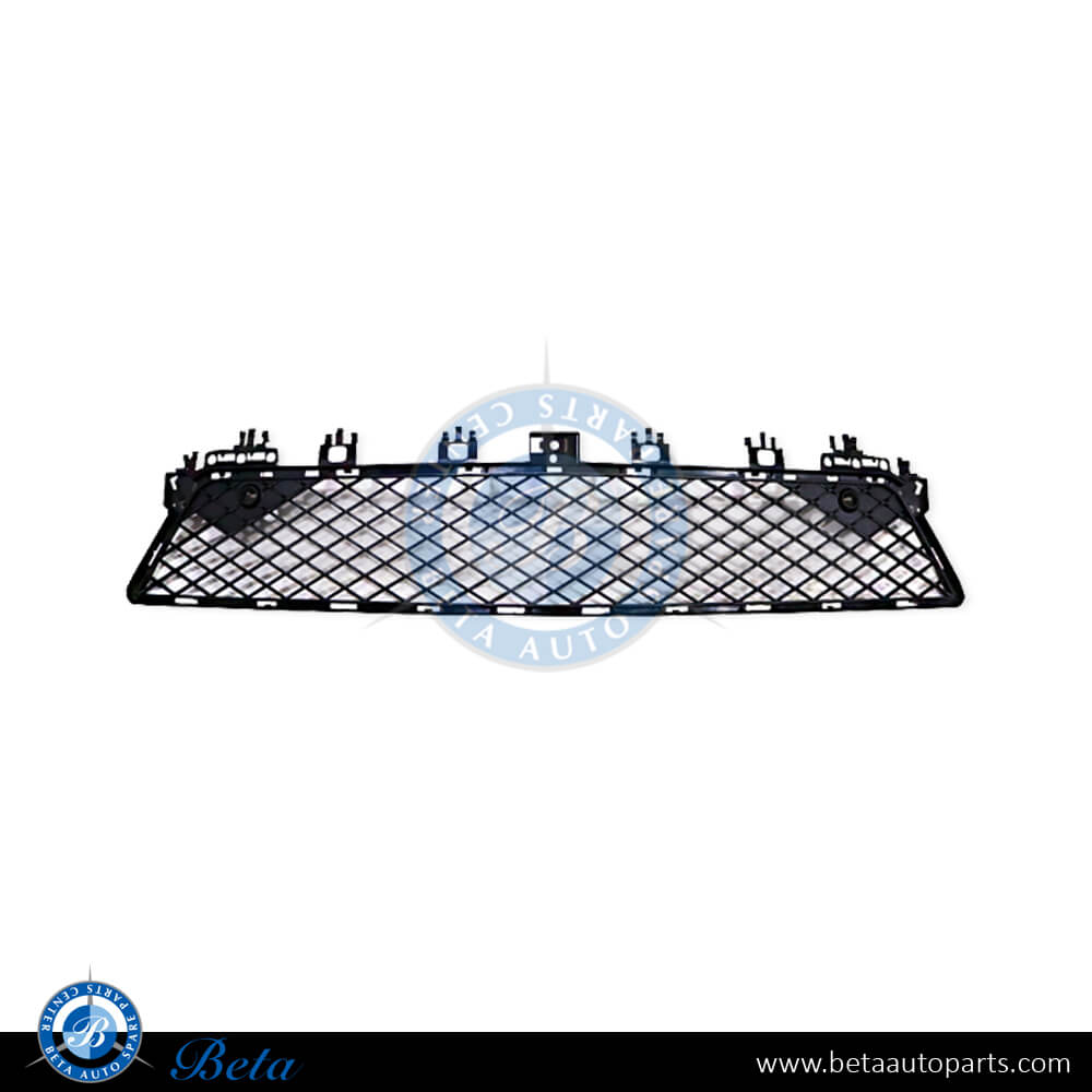 Mercedes C-Class W204 (2011-2014), Front bumper lower grille normal AMG (center), Taiwan, 2048850853