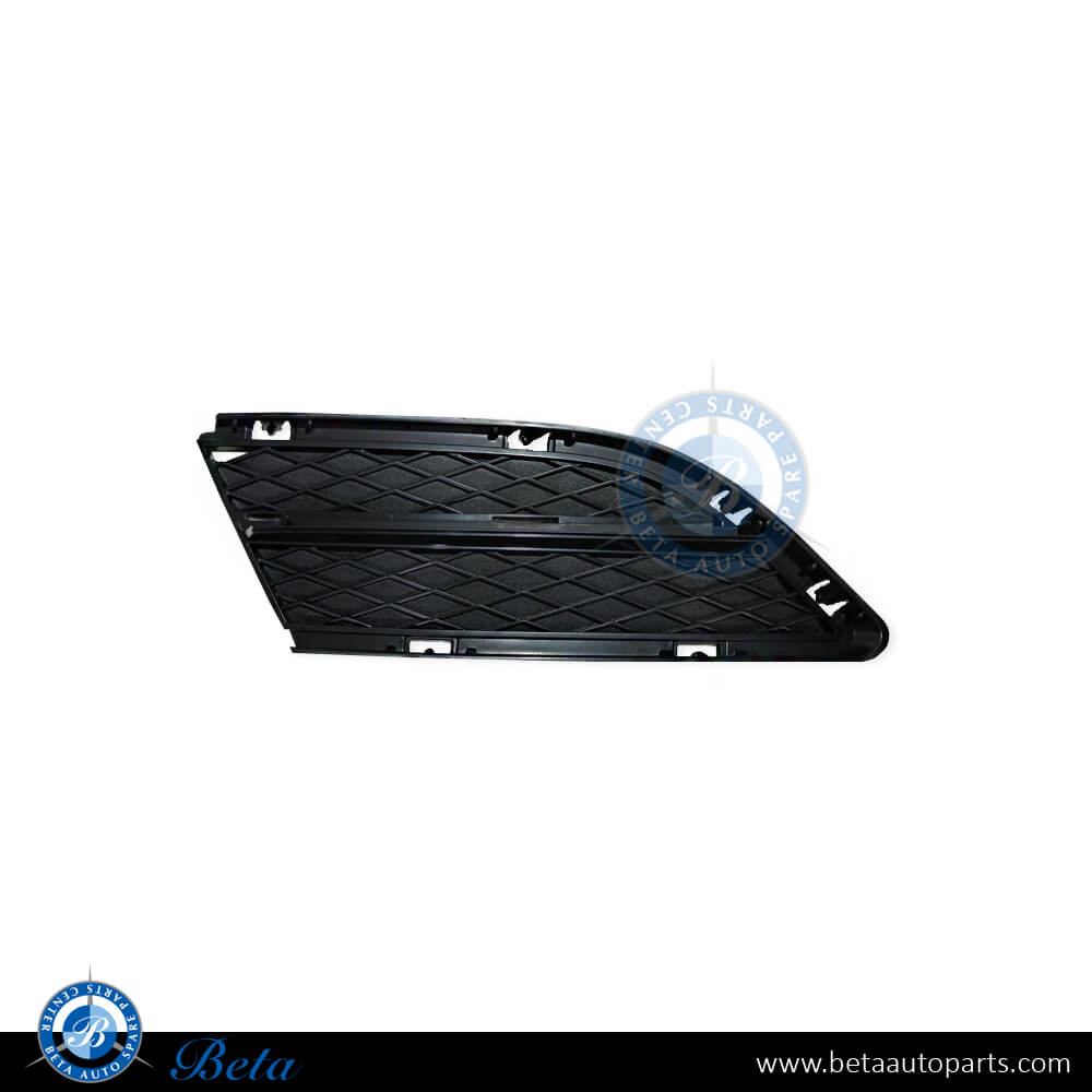 BMW 3 Series E90 LCI (2009-2011), Front bumper lower grille (Right), Taiwan, 51117138418