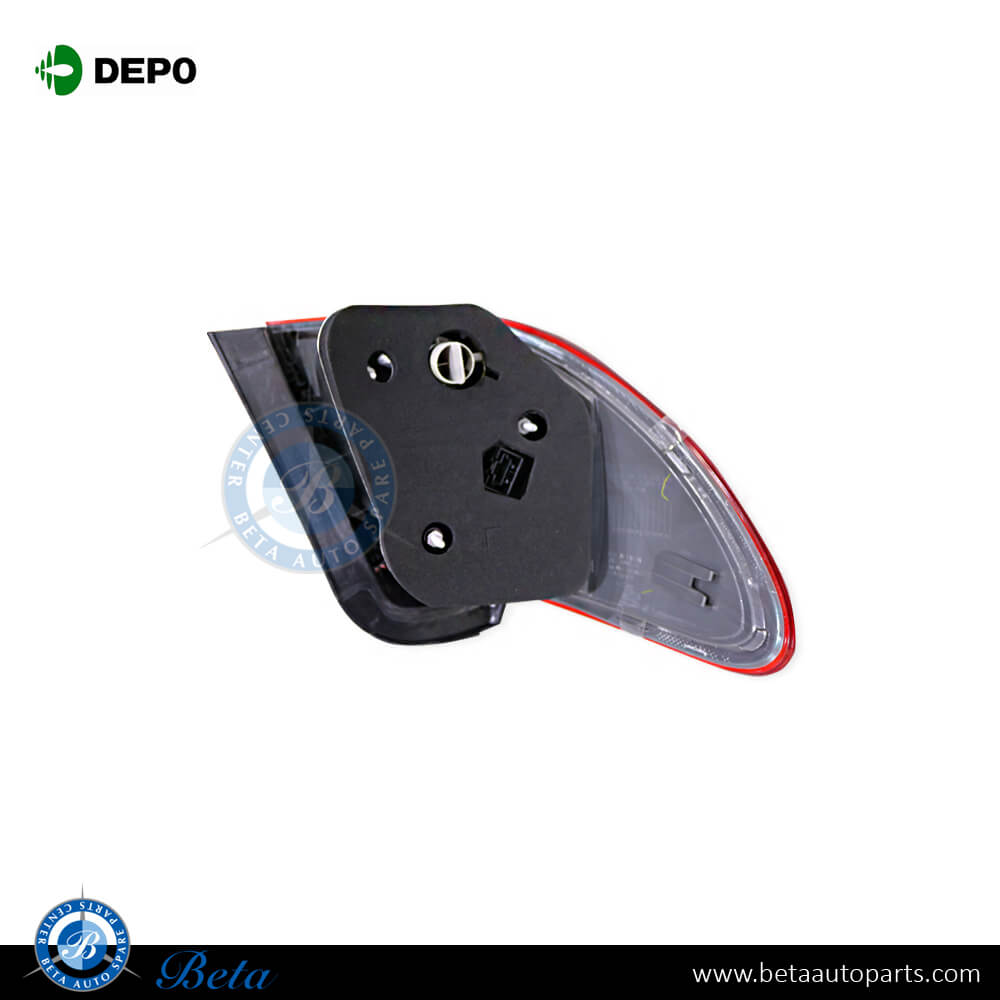 Mercedes B-Class W246 (2015-2018), Tail lamp LED (right), Depo, 2469068200