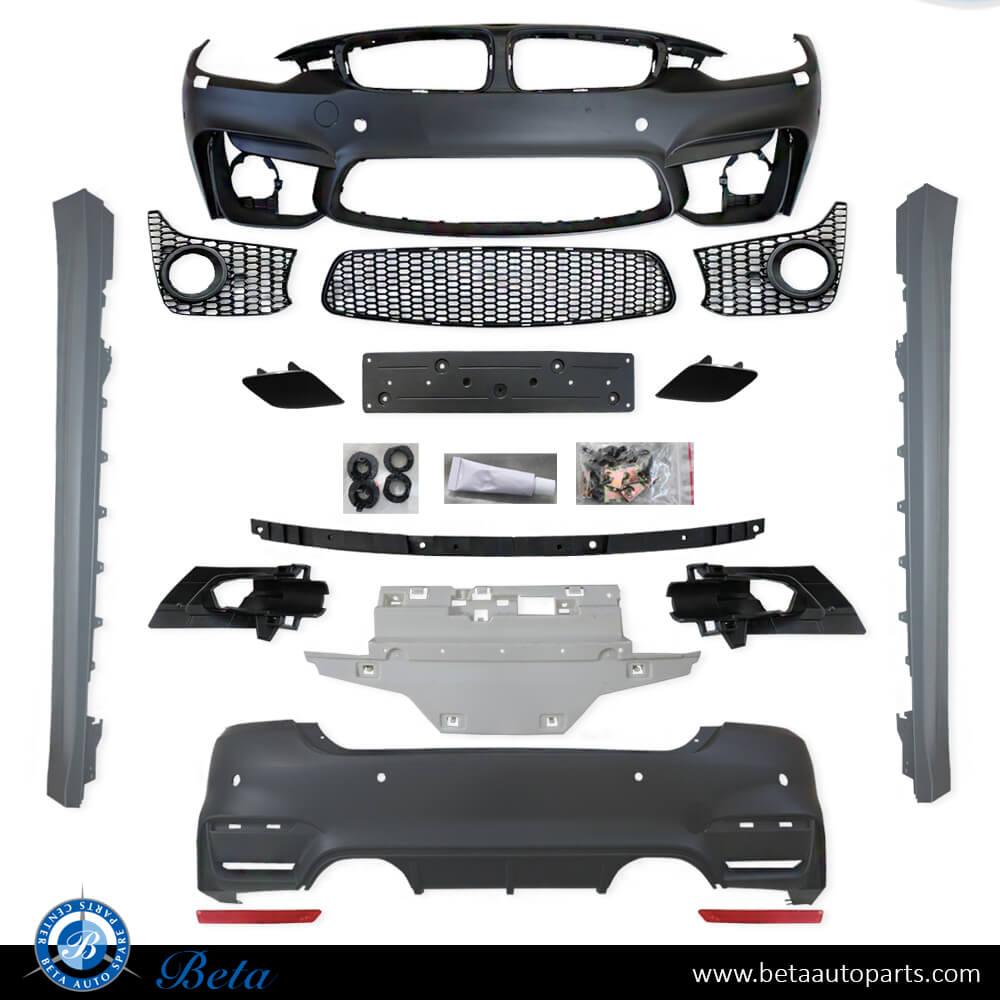 BMW 4 Series F36 (2012-2020), Body kit (M-TEK), Taiwan