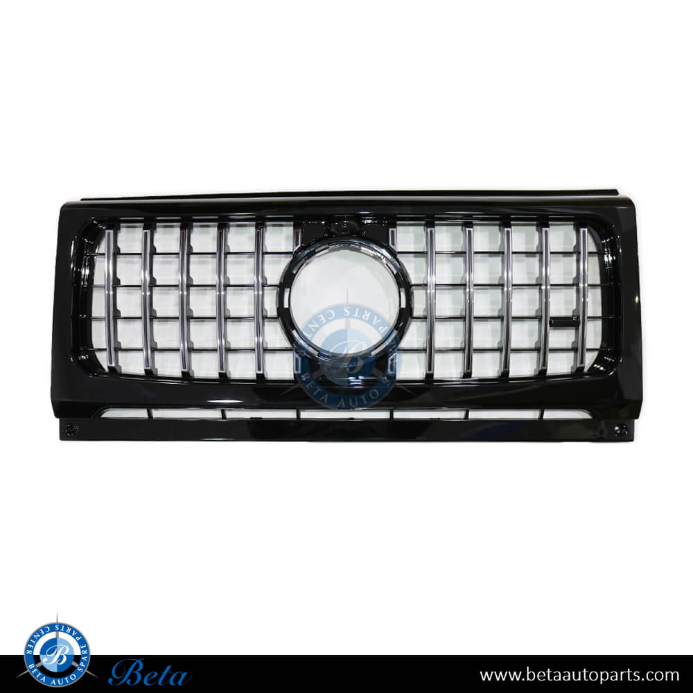 Mercedes G-Class W463 (2018-Up), Grille GT look, China, 4638880800